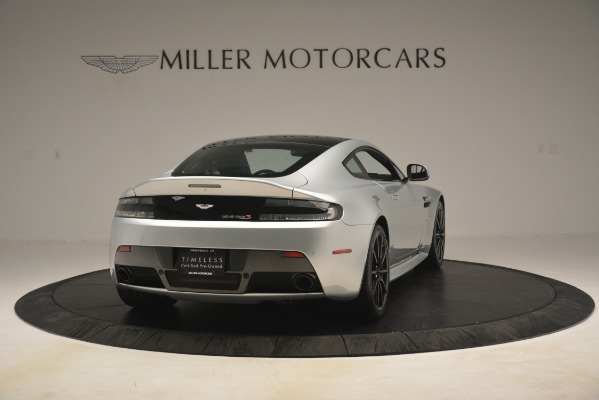 Used 2015 Aston Martin V12 Vantage S Coupe for sale $104,900 at Rolls-Royce Motor Cars Greenwich in Greenwich CT 06830 7