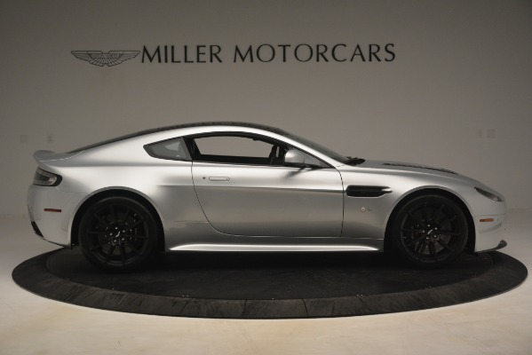 Used 2015 Aston Martin V12 Vantage S Coupe for sale $104,900 at Rolls-Royce Motor Cars Greenwich in Greenwich CT 06830 9