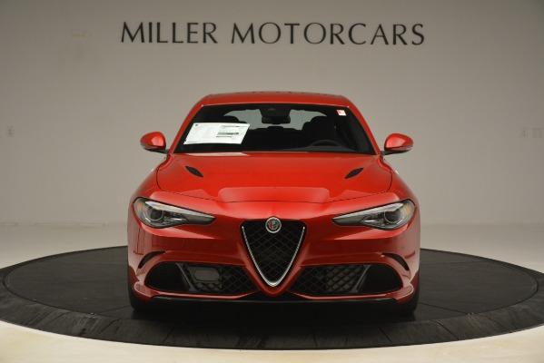 New 2019 Alfa Romeo Giulia Quadrifoglio for sale Sold at Rolls-Royce Motor Cars Greenwich in Greenwich CT 06830 12