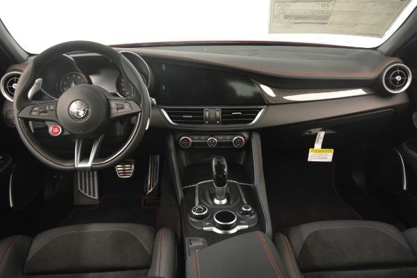 New 2019 Alfa Romeo Giulia Quadrifoglio for sale Sold at Rolls-Royce Motor Cars Greenwich in Greenwich CT 06830 17