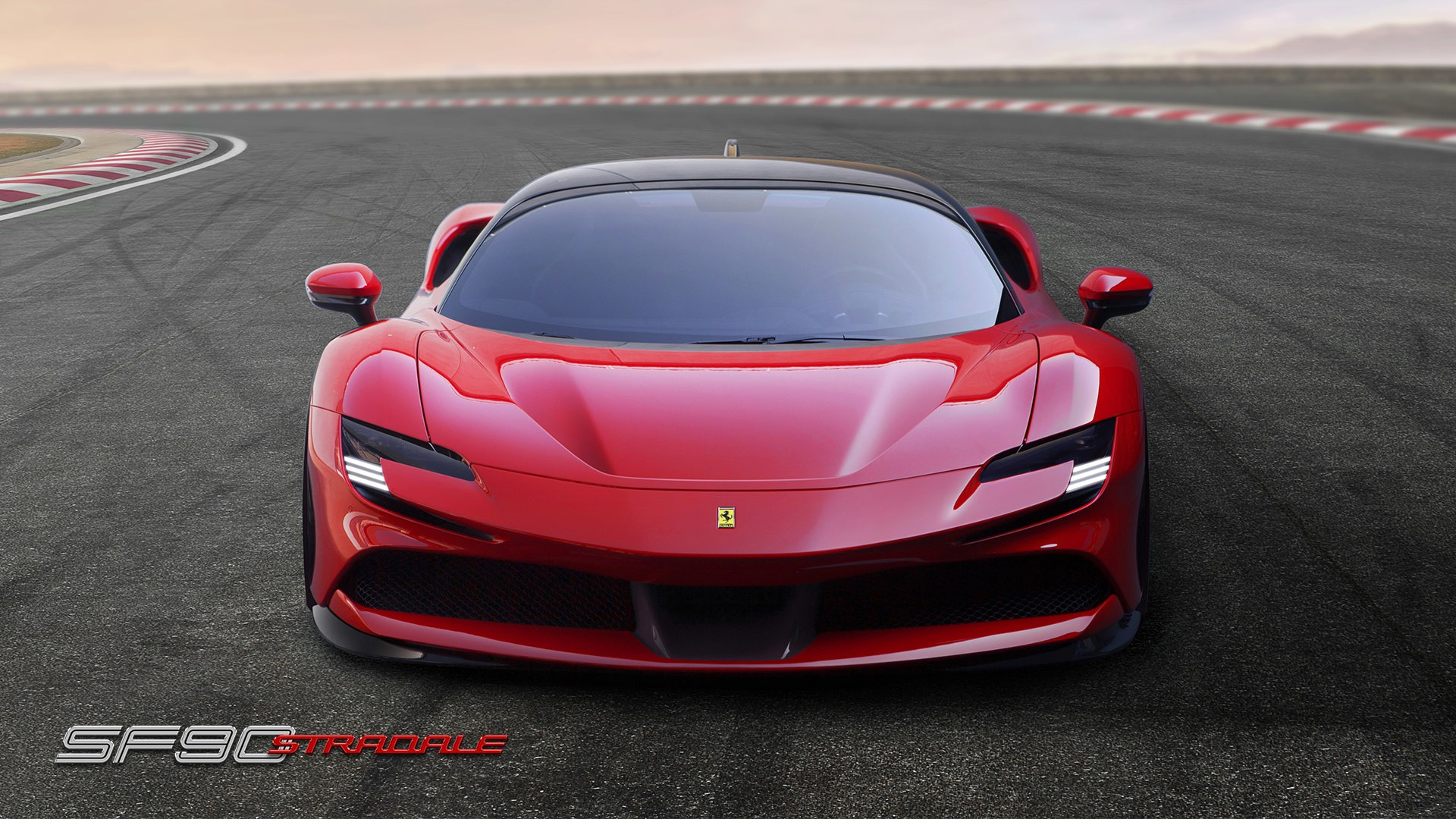 New 2021 Ferrari Sf90 Stradale For Sale Special Pricing Rolls Royce Motor Cars Greenwich Stock Xxx00012
