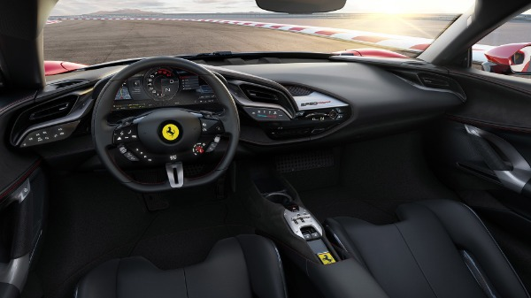 New 2021 Ferrari SF90 Stradale for sale Call for price at Rolls-Royce Motor Cars Greenwich in Greenwich CT 06830 7