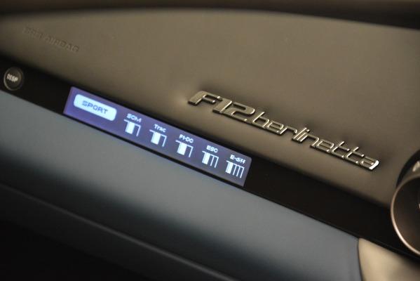 Used 2016 Ferrari F12 Berlinetta for sale Sold at Rolls-Royce Motor Cars Greenwich in Greenwich CT 06830 22