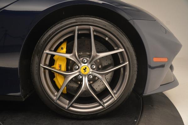 Used 2016 Ferrari F12 Berlinetta for sale Sold at Rolls-Royce Motor Cars Greenwich in Greenwich CT 06830 24