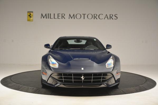 Used 2016 Ferrari F12 Berlinetta for sale Sold at Rolls-Royce Motor Cars Greenwich in Greenwich CT 06830 7