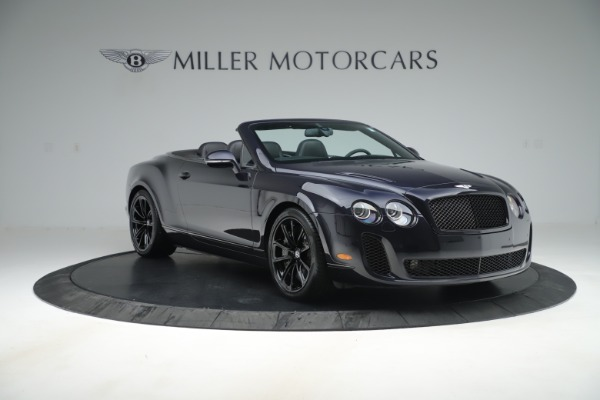 Used 2012 Bentley Continental GT Supersports for sale Sold at Rolls-Royce Motor Cars Greenwich in Greenwich CT 06830 11