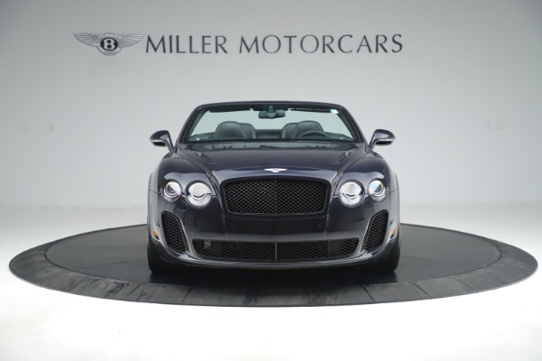 Used 2012 Bentley Continental GT Supersports for sale Sold at Rolls-Royce Motor Cars Greenwich in Greenwich CT 06830 12