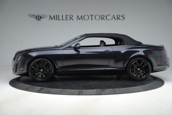Used 2012 Bentley Continental GT Supersports for sale Sold at Rolls-Royce Motor Cars Greenwich in Greenwich CT 06830 14