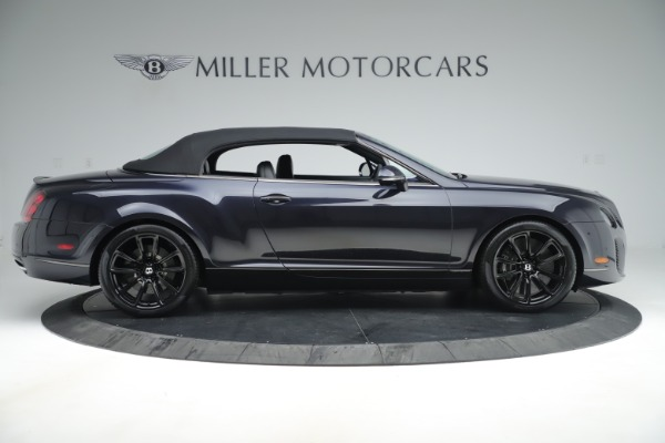 Used 2012 Bentley Continental GT Supersports for sale Sold at Rolls-Royce Motor Cars Greenwich in Greenwich CT 06830 17