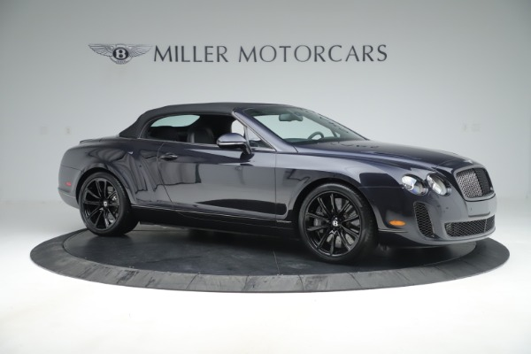 Used 2012 Bentley Continental GT Supersports for sale Sold at Rolls-Royce Motor Cars Greenwich in Greenwich CT 06830 18