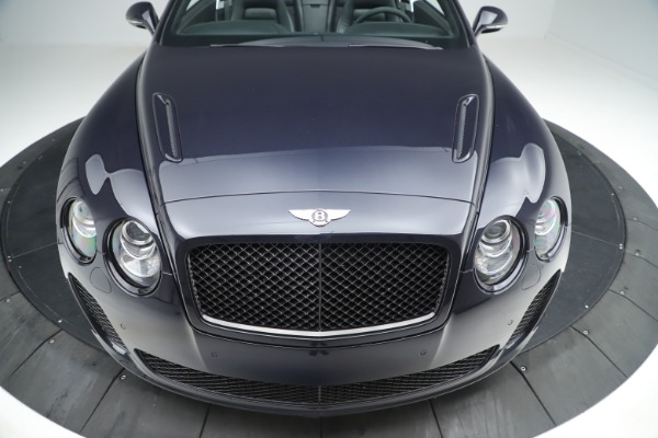 Used 2012 Bentley Continental GT Supersports for sale Sold at Rolls-Royce Motor Cars Greenwich in Greenwich CT 06830 19