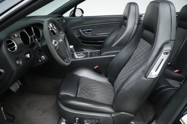 Used 2012 Bentley Continental GT Supersports for sale Sold at Rolls-Royce Motor Cars Greenwich in Greenwich CT 06830 23
