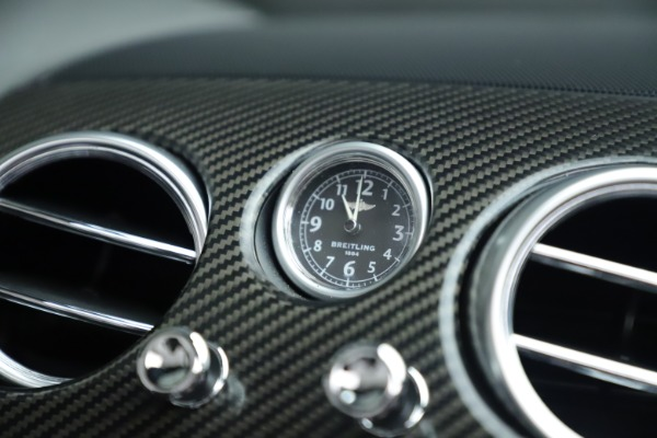 Used 2012 Bentley Continental GT Supersports for sale Sold at Rolls-Royce Motor Cars Greenwich in Greenwich CT 06830 26