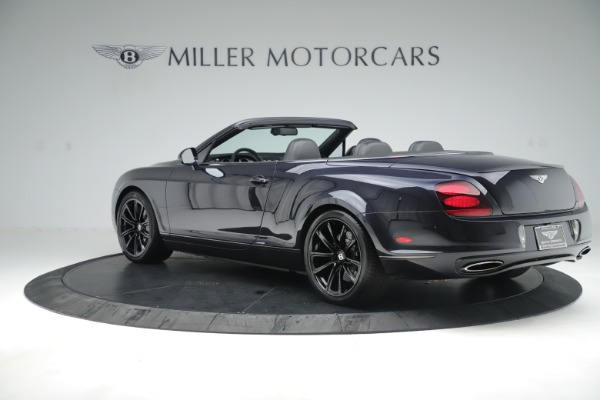 Used 2012 Bentley Continental GT Supersports for sale Sold at Rolls-Royce Motor Cars Greenwich in Greenwich CT 06830 4