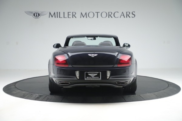 Used 2012 Bentley Continental GT Supersports for sale Sold at Rolls-Royce Motor Cars Greenwich in Greenwich CT 06830 6