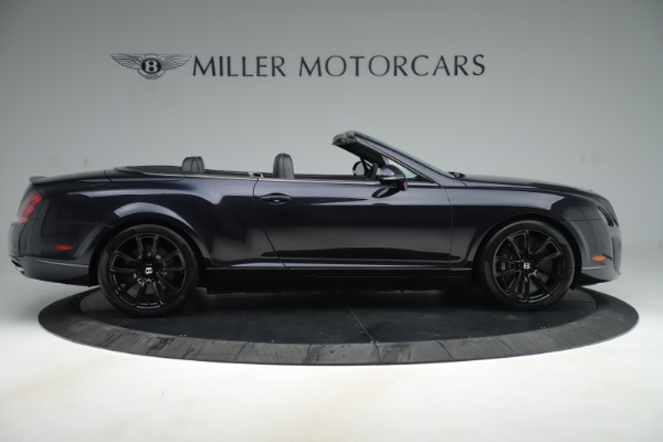 Used 2012 Bentley Continental GT Supersports for sale Sold at Rolls-Royce Motor Cars Greenwich in Greenwich CT 06830 9