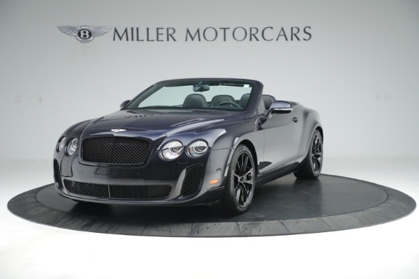 Used 2012 Bentley Continental GT Supersports for sale Sold at Rolls-Royce Motor Cars Greenwich in Greenwich CT 06830 1