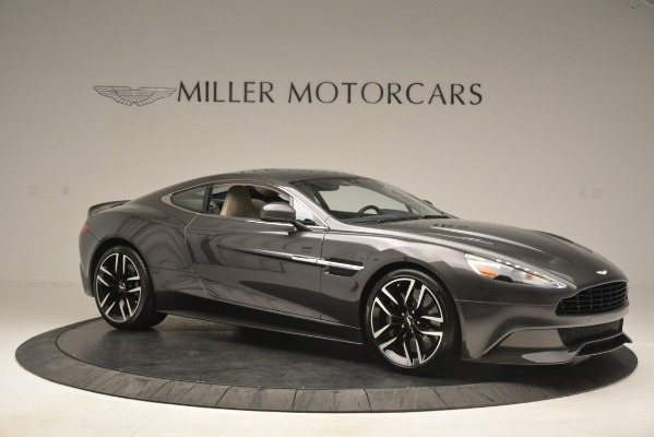 Used 2016 Aston Martin Vanquish Coupe for sale Sold at Rolls-Royce Motor Cars Greenwich in Greenwich CT 06830 10
