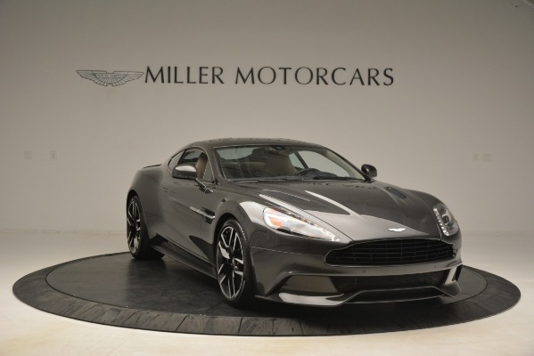 Used 2016 Aston Martin Vanquish Coupe for sale Sold at Rolls-Royce Motor Cars Greenwich in Greenwich CT 06830 11