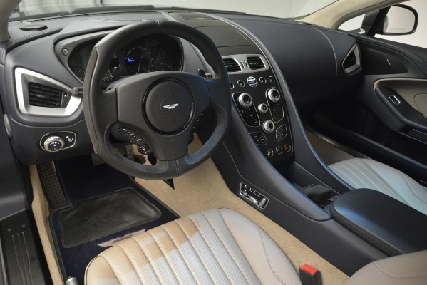 Used 2016 Aston Martin Vanquish Coupe for sale Sold at Rolls-Royce Motor Cars Greenwich in Greenwich CT 06830 14