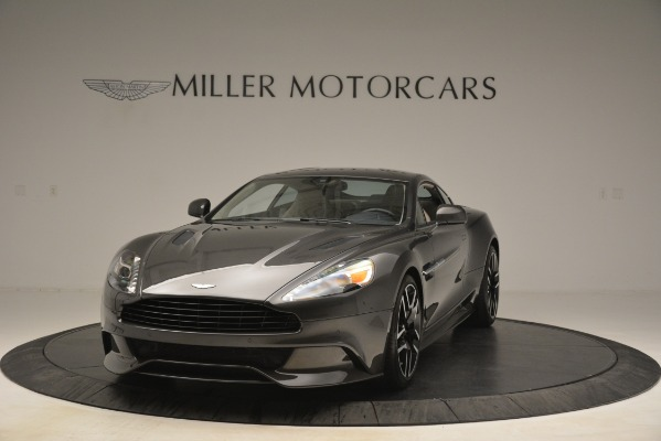 Used 2016 Aston Martin Vanquish Coupe for sale Sold at Rolls-Royce Motor Cars Greenwich in Greenwich CT 06830 2