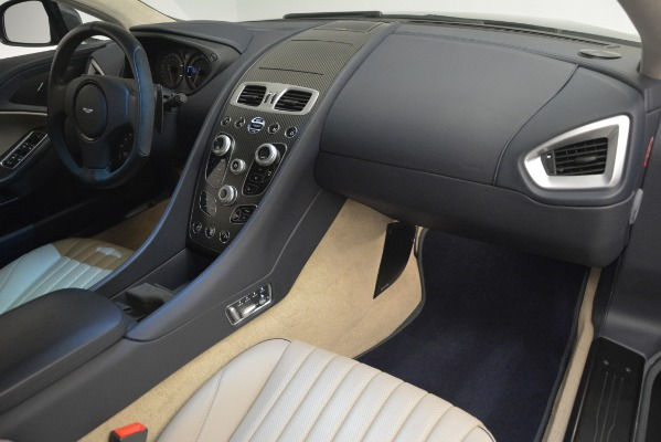 Used 2016 Aston Martin Vanquish Coupe for sale Sold at Rolls-Royce Motor Cars Greenwich in Greenwich CT 06830 20