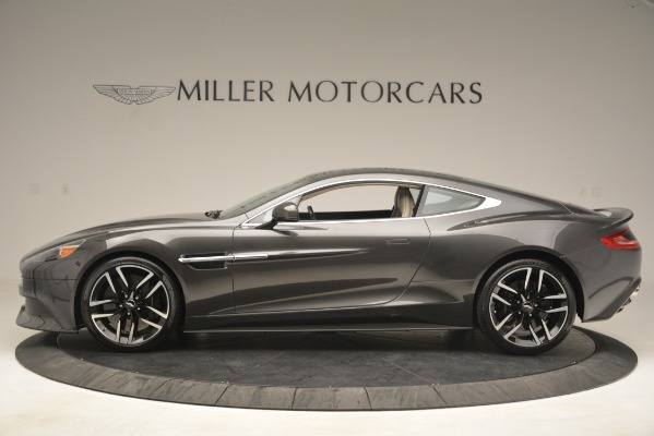 Used 2016 Aston Martin Vanquish Coupe for sale Sold at Rolls-Royce Motor Cars Greenwich in Greenwich CT 06830 3