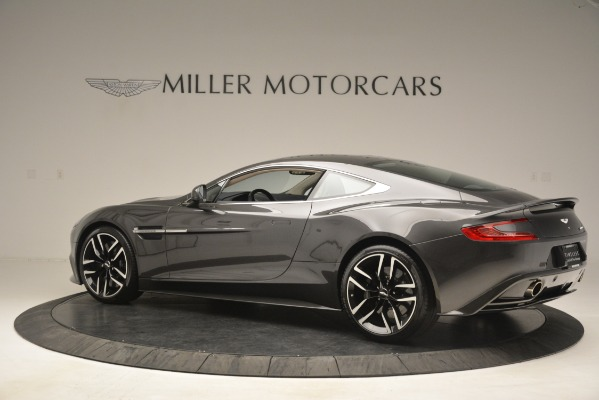 Used 2016 Aston Martin Vanquish Coupe for sale Sold at Rolls-Royce Motor Cars Greenwich in Greenwich CT 06830 4