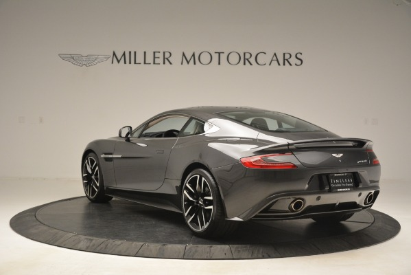 Used 2016 Aston Martin Vanquish Coupe for sale Sold at Rolls-Royce Motor Cars Greenwich in Greenwich CT 06830 5