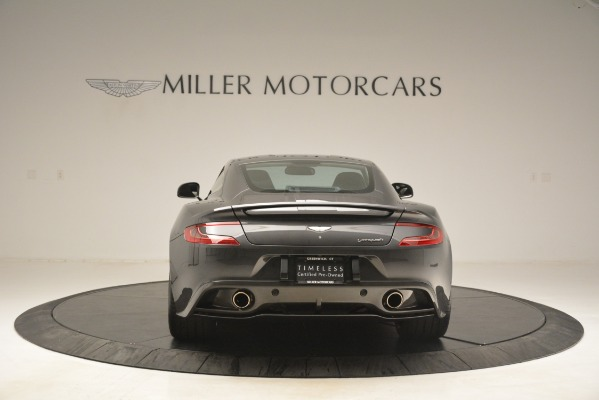 Used 2016 Aston Martin Vanquish Coupe for sale Sold at Rolls-Royce Motor Cars Greenwich in Greenwich CT 06830 6