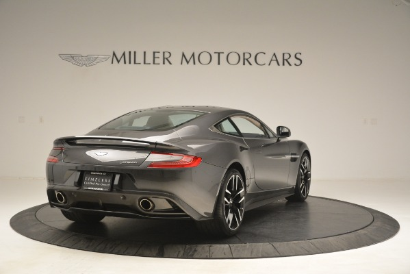 Used 2016 Aston Martin Vanquish Coupe for sale Sold at Rolls-Royce Motor Cars Greenwich in Greenwich CT 06830 7