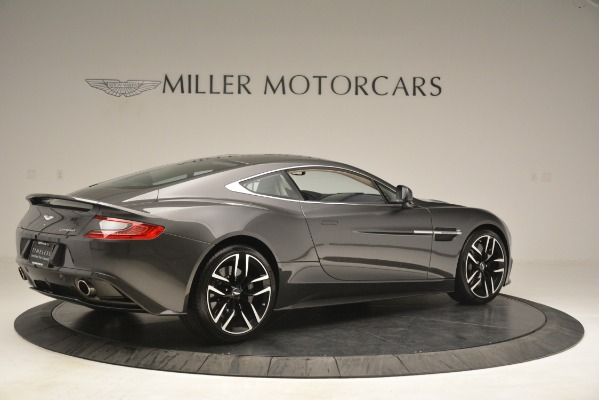 Used 2016 Aston Martin Vanquish Coupe for sale Sold at Rolls-Royce Motor Cars Greenwich in Greenwich CT 06830 8