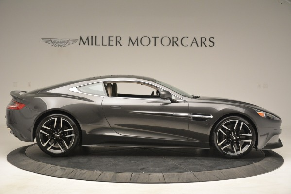 Used 2016 Aston Martin Vanquish Coupe for sale Sold at Rolls-Royce Motor Cars Greenwich in Greenwich CT 06830 9