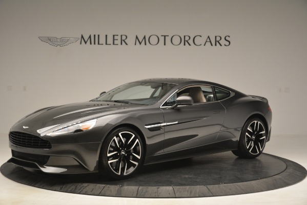 Used 2016 Aston Martin Vanquish Coupe for sale Sold at Rolls-Royce Motor Cars Greenwich in Greenwich CT 06830 1