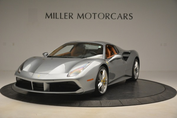 Used 2019 Ferrari 488 Spider for sale Sold at Rolls-Royce Motor Cars Greenwich in Greenwich CT 06830 13