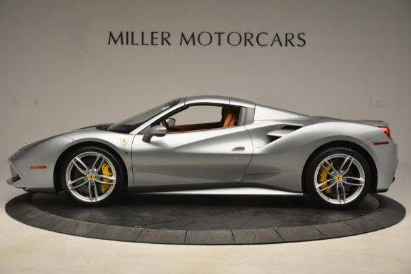 Used 2019 Ferrari 488 Spider for sale Sold at Rolls-Royce Motor Cars Greenwich in Greenwich CT 06830 14