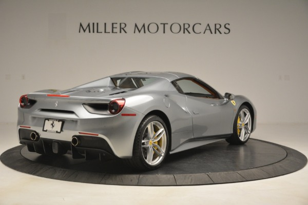 Used 2019 Ferrari 488 Spider for sale Sold at Rolls-Royce Motor Cars Greenwich in Greenwich CT 06830 16