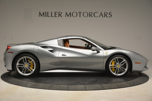 Used 2019 Ferrari 488 Spider for sale Sold at Rolls-Royce Motor Cars Greenwich in Greenwich CT 06830 17