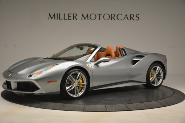 Used 2019 Ferrari 488 Spider for sale Sold at Rolls-Royce Motor Cars Greenwich in Greenwich CT 06830 2