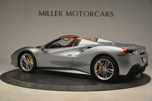 Used 2019 Ferrari 488 Spider for sale Sold at Rolls-Royce Motor Cars Greenwich in Greenwich CT 06830 4