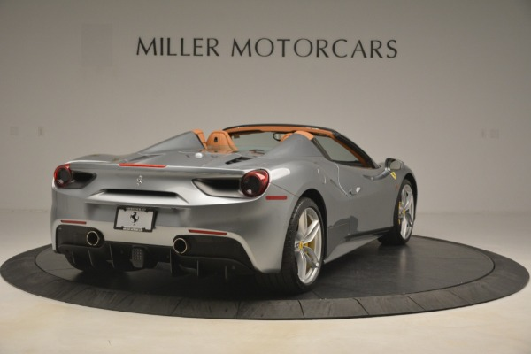 Used 2019 Ferrari 488 Spider for sale Sold at Rolls-Royce Motor Cars Greenwich in Greenwich CT 06830 7
