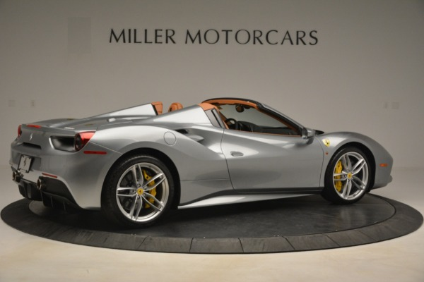 Used 2019 Ferrari 488 Spider for sale Sold at Rolls-Royce Motor Cars Greenwich in Greenwich CT 06830 8