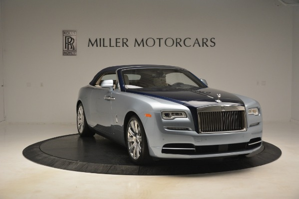 Used 2016 Rolls-Royce Dawn for sale Sold at Rolls-Royce Motor Cars Greenwich in Greenwich CT 06830 10