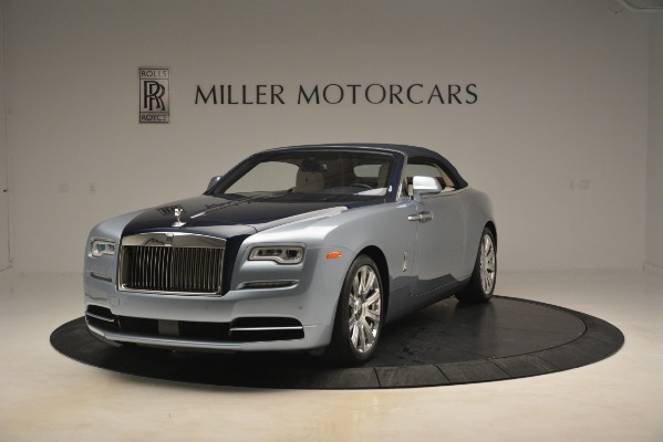 Used 2016 Rolls-Royce Dawn for sale Sold at Rolls-Royce Motor Cars Greenwich in Greenwich CT 06830 11