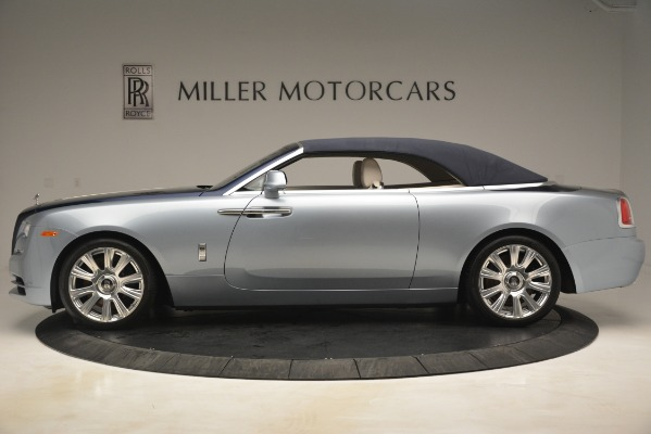 Used 2016 Rolls-Royce Dawn for sale Sold at Rolls-Royce Motor Cars Greenwich in Greenwich CT 06830 12