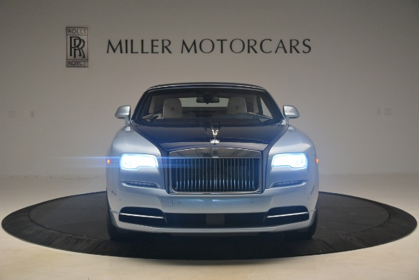 Used 2016 Rolls-Royce Dawn for sale Sold at Rolls-Royce Motor Cars Greenwich in Greenwich CT 06830 16