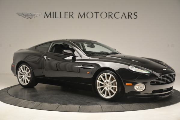 Used 2005 Aston Martin V12 Vanquish S Coupe for sale Sold at Rolls-Royce Motor Cars Greenwich in Greenwich CT 06830 10