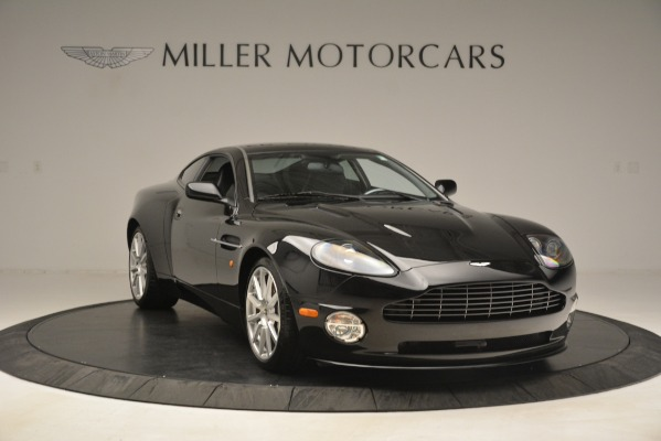 Used 2005 Aston Martin V12 Vanquish S Coupe for sale Sold at Rolls-Royce Motor Cars Greenwich in Greenwich CT 06830 11