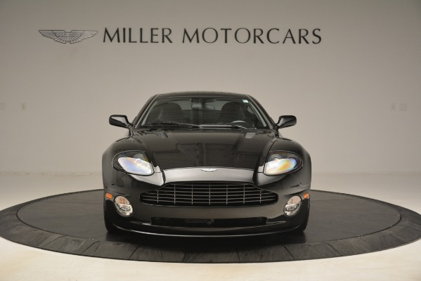 Used 2005 Aston Martin V12 Vanquish S Coupe for sale Sold at Rolls-Royce Motor Cars Greenwich in Greenwich CT 06830 12