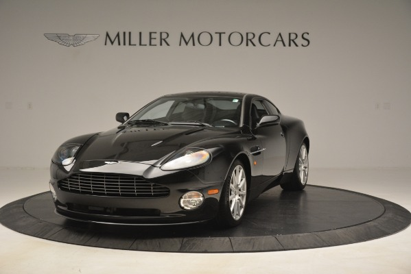 Used 2005 Aston Martin V12 Vanquish S Coupe for sale Sold at Rolls-Royce Motor Cars Greenwich in Greenwich CT 06830 2